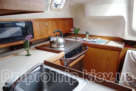Яхта Хантер 320