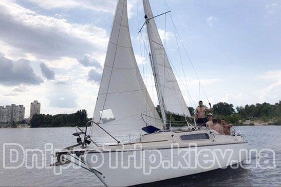 Яхта Морело