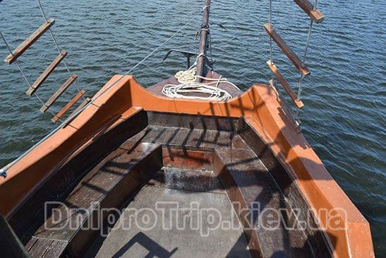 """Яхта """"Пиратская Шхуна (Черная жемчужина)"""""""