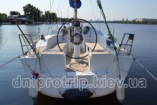 """Яхта """"Хансе 320"""""""